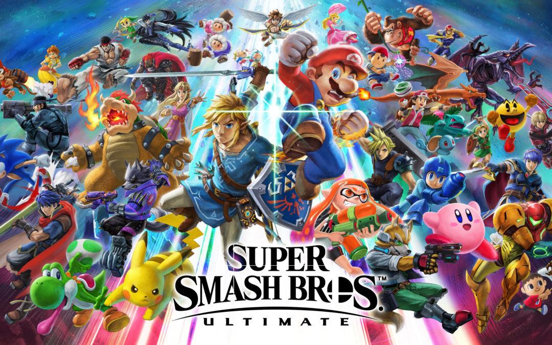 Super Smash Bros. Ultimate: Simon Belmont y King K. Rool se unen, 100 escenarios, 900 pistas musicales y más…