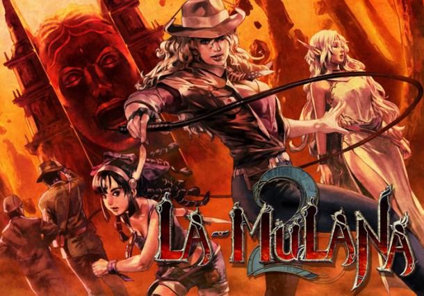Anunciada la fecha de salida en consolas de LA-MULANA 2