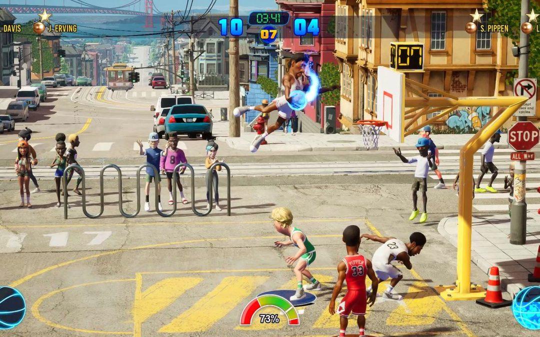 NBA 2K Playgrounds 2 tendrá edición física para Nintendo Switch y saldrá a la venta pronto