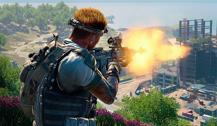 Detalles de Blackout, el Battle Royale de Black Ops 4