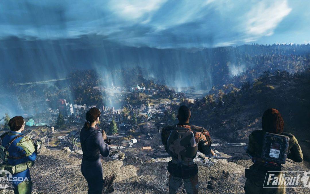 Nuevos detalles de Fallout 76