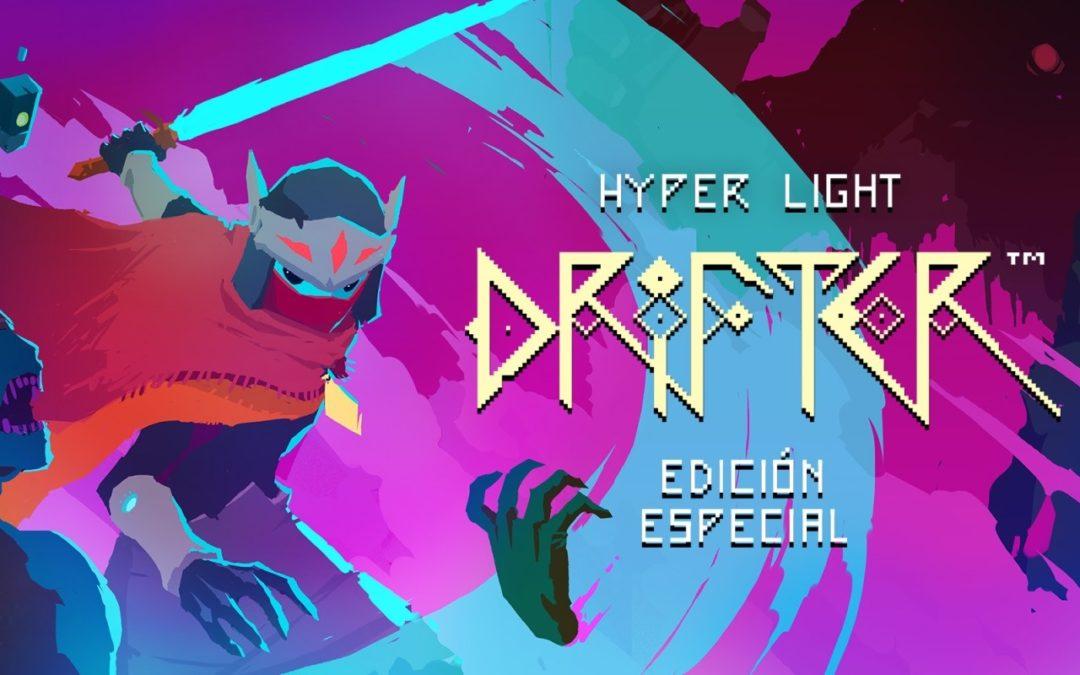Análisis Hyper Light Drifter Special Edition
