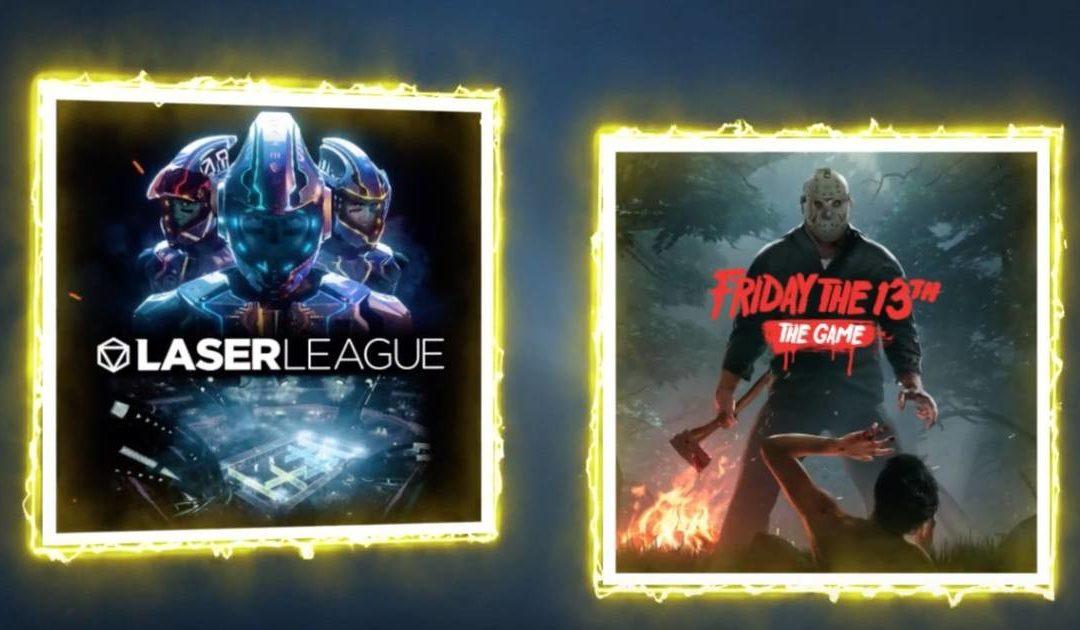 Los juegos de PlayStation Plus y Games with Gold para octubre