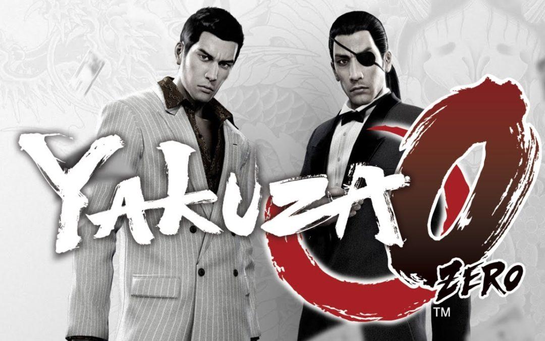 Análisis Yakuza 0