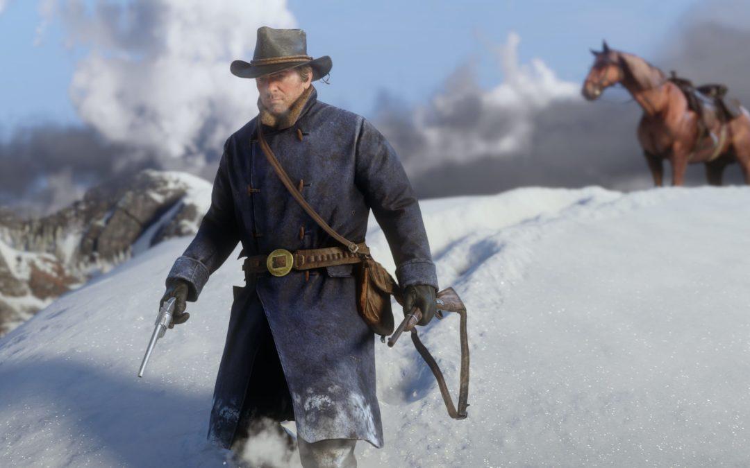 Las armas en Red Dead Redemption 2
