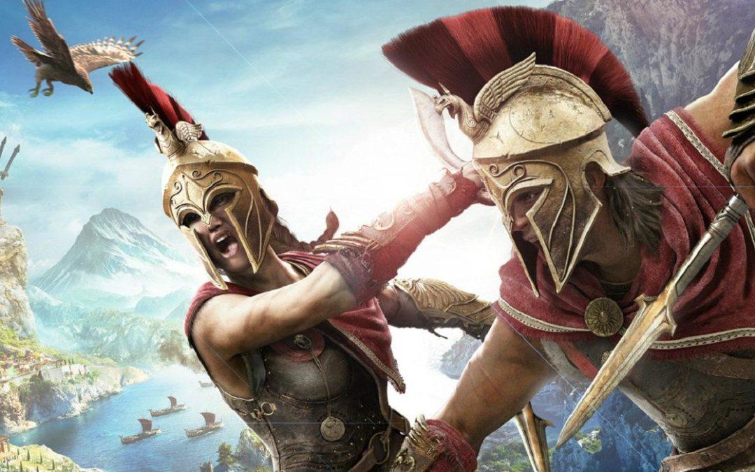 Assassin's Creed: Odyssey vende más en digital que en físico