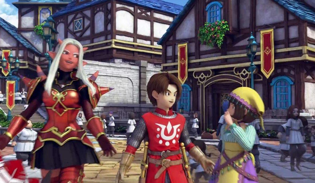A los encargados de Dragon Quest X les gustaría que el juego llegara a Occidente