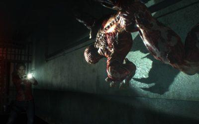 El Licker aparece en Resident Evil 2 (nuevo gameplay e imágenes)