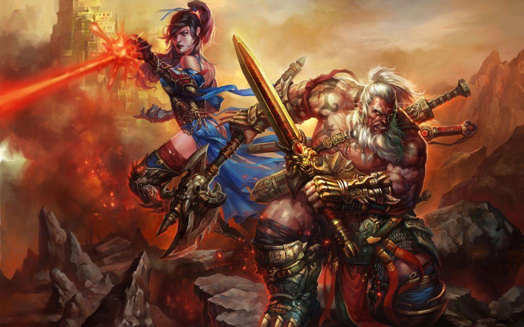 Blizzard apaga los ánimos sobre los posibles anuncios de Diablo