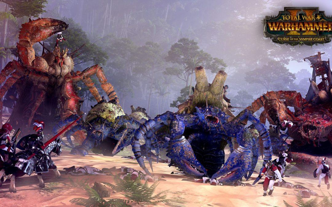 Total War Warhammer II: los muertos de la Costa del Vampiro despiertan