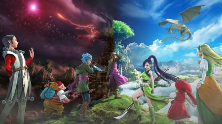 Dragon Quest XI supera los 4 millones de copias vendidas