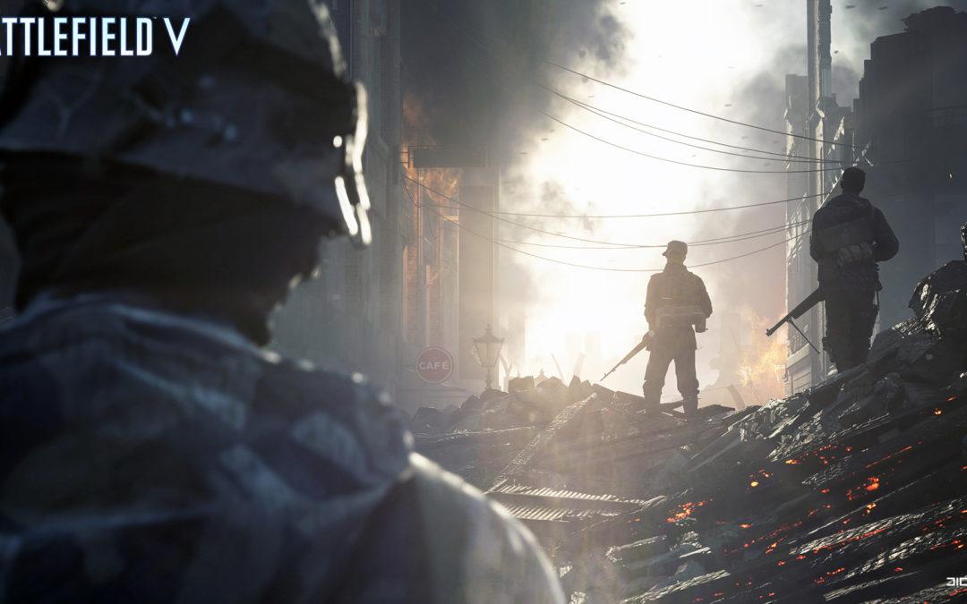 Estos son los requisitos mínimos y recomendados de Battlefield V para PC