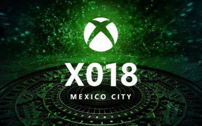 Microsoft X0 18: inXile y Obsidian nuevos estudios internos, Crackdown 3 para febrero y más