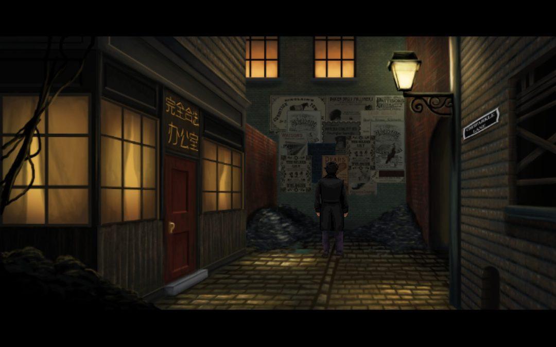 Lamplight City o como convertirse en un auténtico detective
